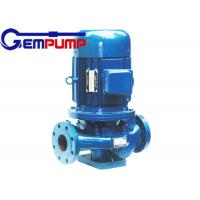 Best IHG vertical pipe Inline Water Booster Pump , stainless steel centrifugal water pump wholesale