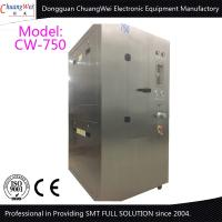 Quality All SUS304 Stainless Steel smt cleaning equipment Pneumatic Stencil Cleaner wholesale