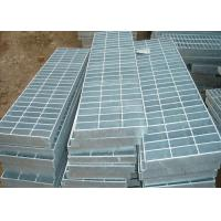 Best Corrosion Resistant Galvanized Steel Grating Silver 32 X 5 Metal Walkway wholesale