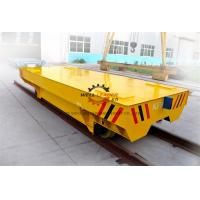 Best 30T Heavy Load  Electric Transfer Cart Anti Crush 3000*1500mm CE Approved wholesale