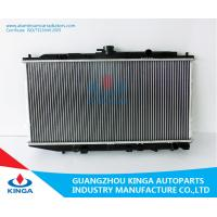 Best Cooling System Honda Aluminum Radiator CIVIC / CRX'88-91 EF2.3 MT 19010-PM4-003/ 004 wholesale