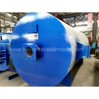 Buy cheap Three Pass Structure Horizontal Thermal Oil Boiler System Low Working Pressure from wholesalers