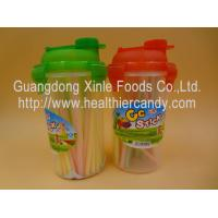 Best Personalized Fruit Flavor CC Hard Candy Sticks Sweets In Cup OEM Available wholesale