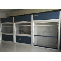 Best Mechanically Strong Walk In Fume Hood 62dB Low Noise For Chemistry Laboratory wholesale