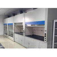 Best Labortaroy Full Height Table Top Fume Hood 1500*800*2200mm External Size wholesale