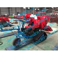 Best 14 HP diesel engine mini wheat rice combine harvester wholesale