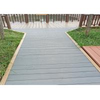 Best WPC - Wood Plastic Composite Hollow & Solid Decking Flooring Board wholesale