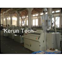 Best High Capacity PVC WPC Profile Extrusion Line High Precision For Wall Siding Panel wholesale