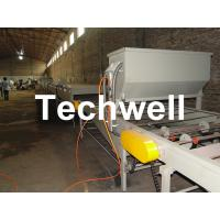 Best Colorful Automatic Stone Coated Roof Tile Machine Corrugated Steel Tile Making Machine wholesale