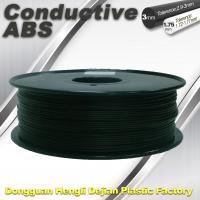 Best Good Performance Of Electroplating ABS Conductive 3D Printer Filament 1kg / Spool  Conductive Filament wholesale