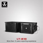 Best Line Array Speaker@ Dual 10inch Pro DJ Line Array Sound System Speaker Box LT-210 wholesale