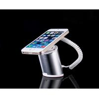 Best COMER security anti-theft gripper stand with alarm for cellphone with charging cables wholesale