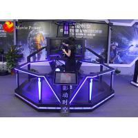 Best Interactive Game HTC VIVE Virtual Reality Game HTC VIVE 9D Virtual Reality Simulator wholesale