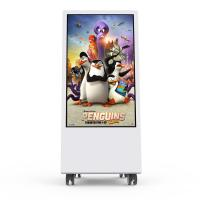 Best Ultrathin Touch Screen Kiosk Monitor , Digital Display Touch Screen Kiosk Anti - Theft wholesale