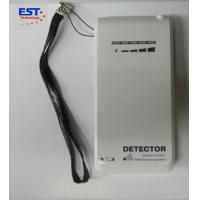 Best White CDMA Cell Phone Signal Detector EST-101B With Battery , 824-849MHZ wholesale