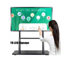 China 4K LG Panel LCD Interactive Digital Whiteboard For Meeting / Conference on sale