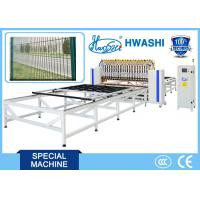 Buy cheap Stainless Steel Wire Welding Machine Hwashi WL-SQ-150K 2000mm Welding Effective from wholesalers