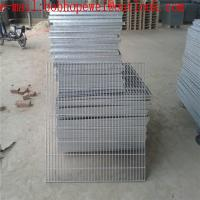 China Free Sample building materials q235 galvanized steel grating welded grating/Grating from Metal Building Materials on sale