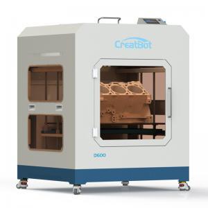 Best Metal Frame Creatbot High Resolution 3D Printer Large Build Volume 0.05mm Presicion wholesale