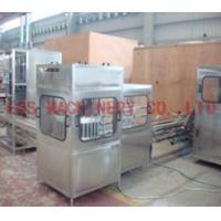 Cheap 4 Working Position Rotary Filling Machine Out Brusher For 5 Gallon Water for sale