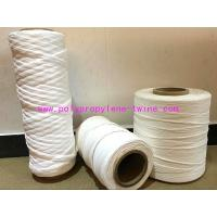Best Industrial PP Filler Yarn High Density Fast Delivery 10% - 20% Shrinkage wholesale