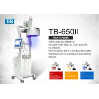 China Hair Loss Prevention Transplant Diode Laser Hair Growth Machine / Hair Regrowth System on sale