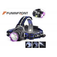 Best 10W Rechargeable Outdoor LED Headlamp, 3 Light Modes 1000LM Bike Headlight wholesale