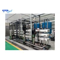 Best CE Passed Reverse Osmosis Water Treatment Plant for Chemical Processing wholesale