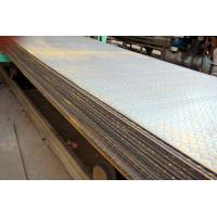 Best SS400, Q235B, S235JR Hot Rolled Steel Coils / Checkered Steel Plate, 2000mm -12000mm Long wholesale