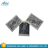 Best Durable Eco - Friendly Clothing Tabel Tags With OEM Design Acceptable wholesale