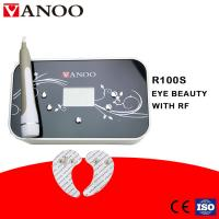 Buy cheap Portable Eye Bag Removal Machine Radio Frequency Beauty Device Black Color from wholesalers