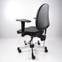 Cheap Comfortable PU Leather Ergonomic ESD Chair For Different Work Occasion for sale