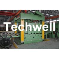 Best 3 - 12mm * 2200mm Steel Coil Cut To Length Machine Line With Automatic Control System wholesale