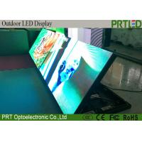 China Full Color SMD P6 LED Outdoor Advertising Screens With Front Open Access on sale