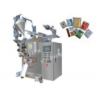 China 3-50g Spice / Chili Automatic Powder Packing Machine 380V / 50Hz on sale