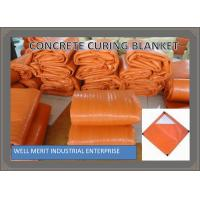 Best Enclosure Insulated Tarp/ Insulated Cover /Concrete Curing Blanket wholesale