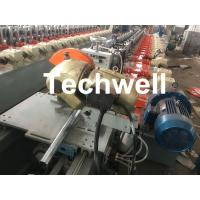 Best Custom made Octagonal Aluminum Or Galvanized Steel Tubing Roll Forming Machine With PLC Frequency Control wholesale