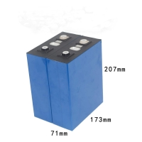 Best 272Ah 3.2V Iron Phosphate Battery For Solar Street Lights wholesale