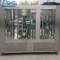 Buy cheap Glass Bottling Sparkling Water And Carbonated Soda Filling Machine 3000BPH from wholesalers
