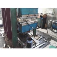 China Custom Checked Conveyor Belt Vulcanising Machine / 1600mm Conveyor Belt Joint Machine on sale