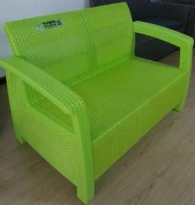 Best Servo energy saving Large Injection Molding Machine making rattan imitation sofa for garden wholesale