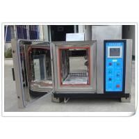 High - Tech Desktop Thermal Humidity Test Chamber / High Low Temperature Test Chamber
