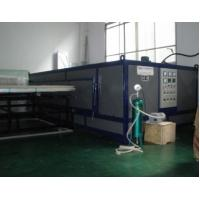 Quality 1 layer(One in and one out) glass vacuum laminating machine, fabric glass laminator wholesale
