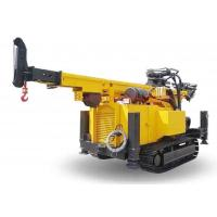 Best Crawler mounted hydraulic machine reverse circulation(RC) drilling rig for soil testing wholesale