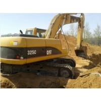 Buy cheap Used Caterpillar 312B 325C,330BL, Excavator Hydraulic Crawler 325D 320d Diggers from wholesalers