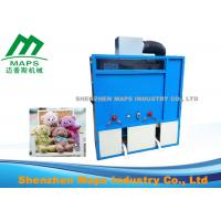 Best Monkey Teddy Bear Filling Machine / Doll Stuffing Machine With Three Filling Tube wholesale
