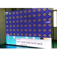 Cheap High Uniformity Cabinet Led Stage Screen P10 160*160mm Ideal For Outdoor for sale