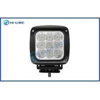 "Best Square 45 Watt 5"" LED Driving Lights for Trucks and Cars Camping or Mining Vehicle wholesale"