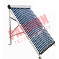 Quality 20 Tubes Anti Freezing U Pipe Solar Collector Aluminum Manifold For House wholesale