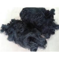 Best 3dx51mm close virgin polyester staple fiber in jet black color for non woven wholesale